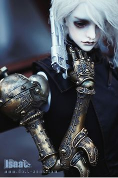 Isaac Version B, 71.5cm Doll Zone Boy - BJD Dolls, Accessories - Alice's Collections