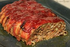The Hen Basket: The PERFECT Meatloaf