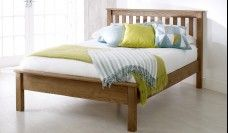 Malvern Low Foot End Wooden Bed Frame