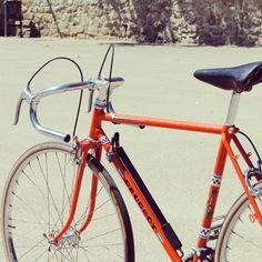 Vintage bike Peugeot 70's