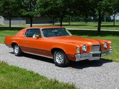 1972 Pontiac Grand Prix SJ