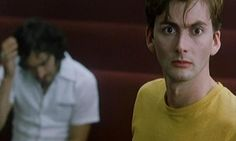David Tennant Photo Of The Day - 9th November 2014:  As Richard in 'LA Without A Map' - September 1998