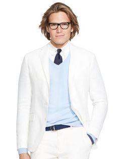 Morgan Linen Sport Coat - Polo Ralph Lauren Polo Ralph Lauren - RalphLauren.com