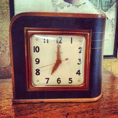 Amazing Art Deco clock!
