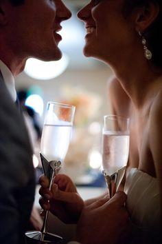This is a really cute wedding photo!  www.DuBoisFW.com