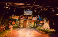 Occupation. Sacred Fools Theater. Scenic design by DeAnne Millais. 2015