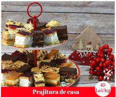 These homemade desserts can be served on your Christmas table. Homemade Desserts, Mocca, Christmas Goodies, Tasty, Cheese, Canning, Breakfast, Food, Meal