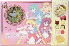Sailor Moon Sweets Gift $18.00 http://thingsfromjapan.net/sailor-moon-sweets-gift/ #sailor moon stuff #Japanese chocolate #Japanese snack #anime stuff