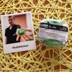 Lush kitchen grass bubble bar Lush kitchen exclusive grass bubble bar Lush Accessories