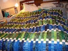 matchstick marimba   Munchkin Quilts: Finished Quilts/Quilt Tops