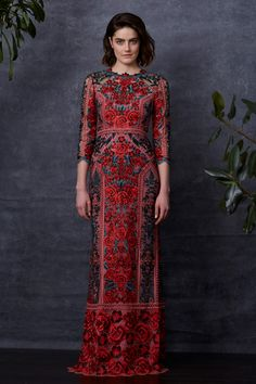 #Marchesa Notte Pre-Fall 2018 Collection