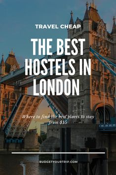 The Best Hostels in London from $15 (April 2019) | Budget Your Trip #travel #United Kingdom #London #accommodation #hostels #budget #budgettravel #backpackers