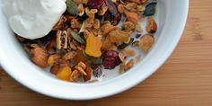 Kahvaltıya Lezzetli Bir Alternatif: Granola | Mutfakoloji