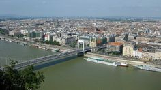 Elisabeth Bridge Budapest - Travel Blog Europe.com