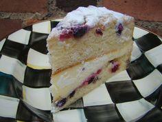 "Mountain Breaths: ""THE"" CAKE"
