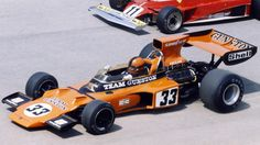 With media speculation prompting fans to wonder whether McLaren might be about to re-introduce the colour orange to their livery, we take a pictorial look back at the teams to have carried the distinctive hue over the years… F1 Lotus, F1 S, Checkered Flag, F1 Drivers, F1 Racing, Formula One, Grand Prix, Vintage Cars, Race Cars