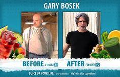 Gary Bosek's Transformation!