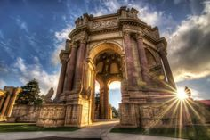 The Side Door to Olympus  San Francisco's Palace of Fine Arts is another one of those places that seems to be inside of its own time bubble. Each step you take towards the entrance sends you back 100 years and by the time you reach the center, you are firmly in another era. The more you look around this colossal house of the old Greek Gods, the more likely it starts to become that you will turn a corner and see Zeus lounging on a throne or Ares studying a map in preparation for major…