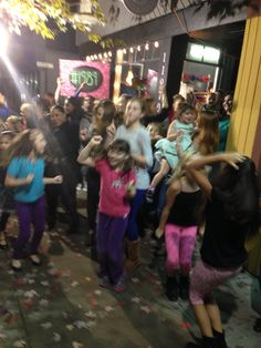 Taylor Swift 1989 listening party at T's Once Upon A Tea Leaf in Maple Ridge