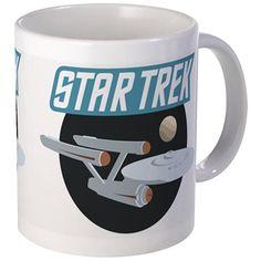 Cafepress.com/mightyjudo #starshipenterprise #startrek #originalseries