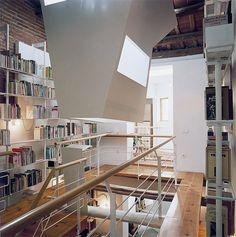 Rehabilitación de una casa en la Clota Barcelona 1999