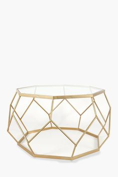 This metallic geometric wire coffee table is perfect for a contemporary living and an urban interior setting. Metal No assembly required. Wire Coffee Table, Wire Side Table, Coffee Table With Drawers, Side Tables, Coffee Tables, Metal Furniture, Living Room Furniture, Butler Tray, Lap Tray