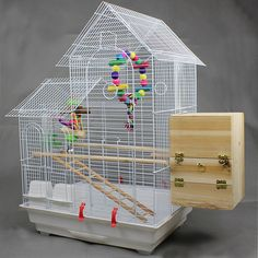 best cage for cockatiel                                                                                                                                                                                 More
