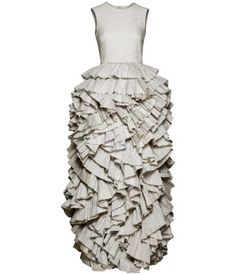 Party dress from the Conscious Collection from H!