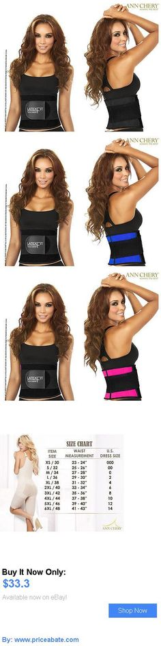 Women Shapewear: Ann Chery 2051 Latex Fit Workout Waist Shaper Belt/ Faja Colombiana BUY IT NOW ONLY: $33.3 #priceabateWomenShapewear OR #priceabate