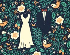 """Check out this @Behance project: """"Pattern & Wedding invitation [Final version]"""" https://www.behance.net/gallery/16327395/Pattern-Wedding-invitation-Final-version"""