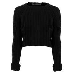 Hirshleifers - Alexander Wang - Chunky Knit Pullover Cardigan (Ink), $240.00 (http://www.hirshleifers.com/ready-to-wear/tops/alexander-wang-chunky-knit-pullover-cardigan-ink/)