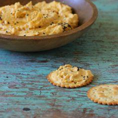 Butternut & Tahini Spread | Playin With My Food (recipe from Jerusalem: A Cookbook)