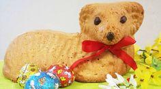 Blíží se Velikonoce a klasickým zákuskem i ozdobou je právě beránek. Teddy Bear, Toys, Toy, Teddybear, Games, Beanie Boos