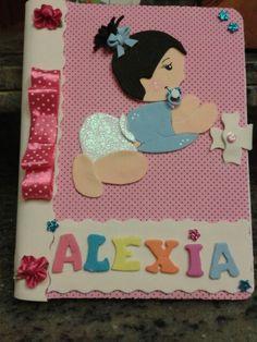 Una agenda para Alexia!