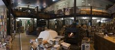 Leakey's Second Hand Bookshop in Scotland: | The 30 Best Places To Be If You Love Books