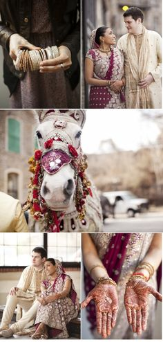 Beautiful traditional Indian wedding festivities on http://StyleMePretty.com/2012/04/25/philadelphia-wedding-at-peche-by-love-me-do-photography/ Photography by http://lovemedophotography.com