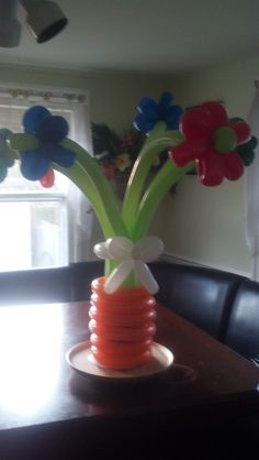 My new creation. Made from 250 animal balloons.