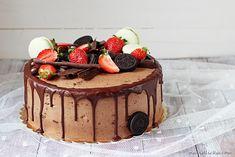 Na vidličku: Nejlepší čokoládový dort Cake Decorating Videos, Macarons, Tiramisu, Cheesecake, Food And Drink, Sweets, Cooking, Ethnic Recipes, Cakes