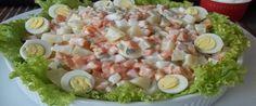 Foto - Receita de Salada com maionese de leite