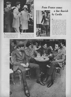 Classic Style Preservation: 1966 Fashion: Part One - Dandy Men's Fashions