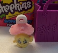 Shopkins Season 2 Dum Mee Mee #2-131 Special Edition Fluffy Baby Shopkin #Shopkins