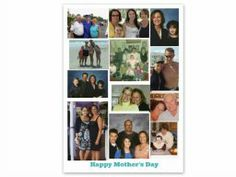 Happy Mother's Day Mom, I love you so much, look what you created!!  xo