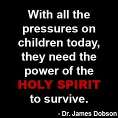 Dr. James Dobson-so true