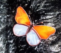 Stained glass butterfly #StainedGlassButterfly
