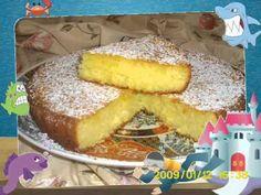 حلويات مغربية الكيك الجزء-1