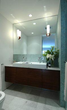 Ideas To Make My Bathroom Bigger | Room Decor Ideas