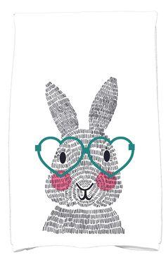 Nona Towel Bunny Drawing, Bunny Art, Rabbit Art, Decorative Towels, Easter Art, Doodle Art, Diy For Kids, Art Lessons, Art Drawings