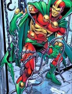 Mr. Miracle from the Justice League