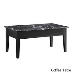 Coffee Table - brilliant choice. Need to take a look...