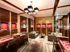 Roger Dubuis opens new boutique in NYC